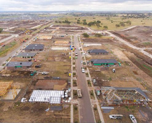 estate-development-progress-drone-services