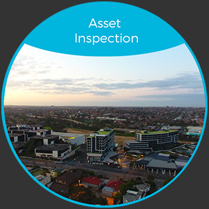 asset inspection drone