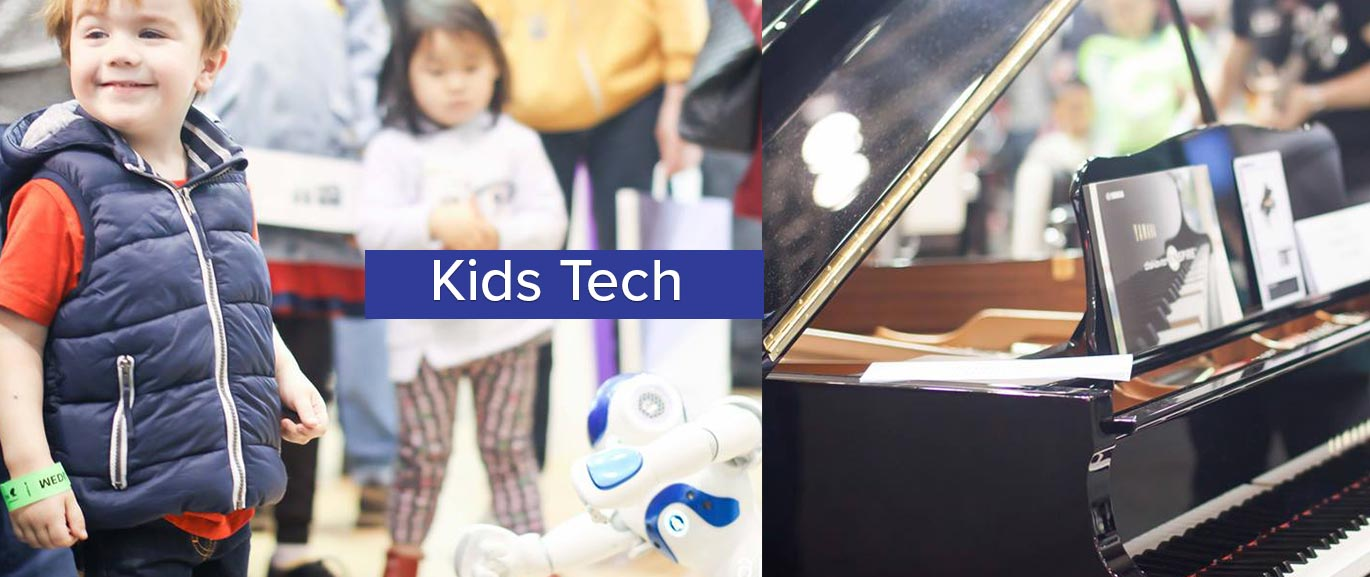 home tech & kids tech